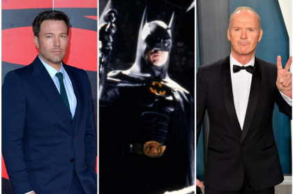 Ben Affleck / Batman / Michael Keaton