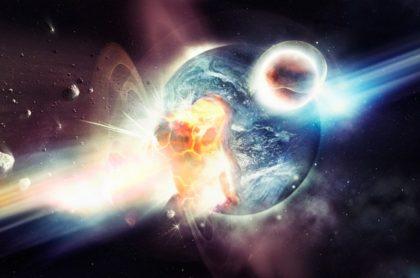 Imagen ilustrativa fin del universo