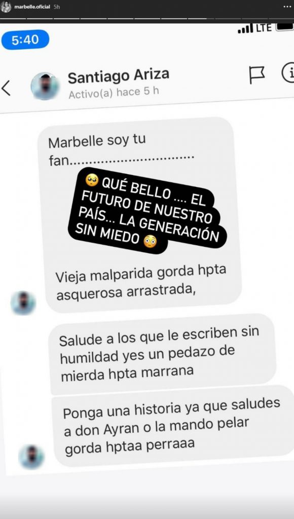 Instagram @marbelle.oficial
