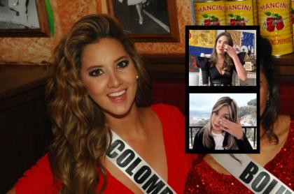 Daniella Álvarez en Miss Universo 2012