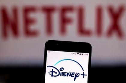 Filtran detalles de lo que será la pelea Disney vs. Netflix por pantallas de colombianos
