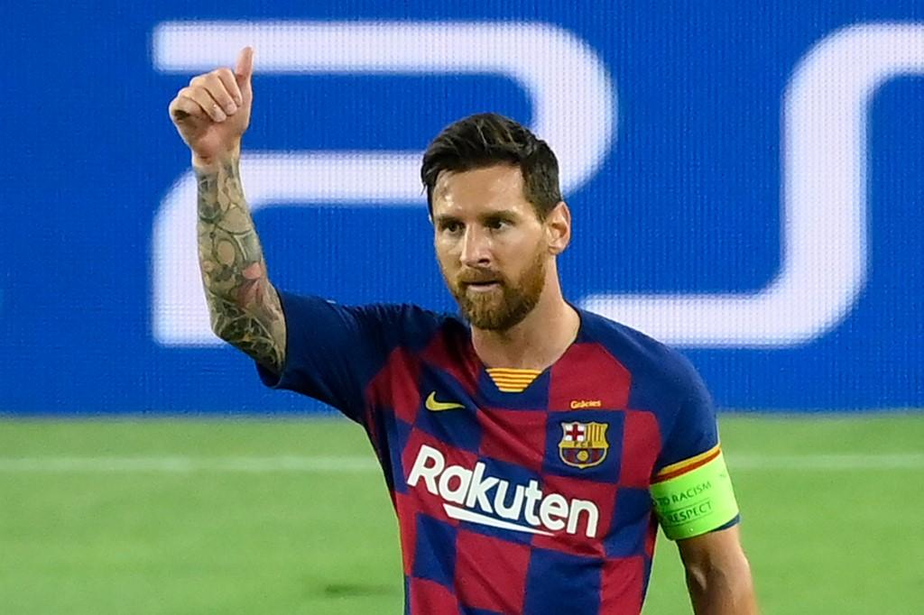 Lionel Messi, segundo futbolista del mundo con más seguidores en Instagram
