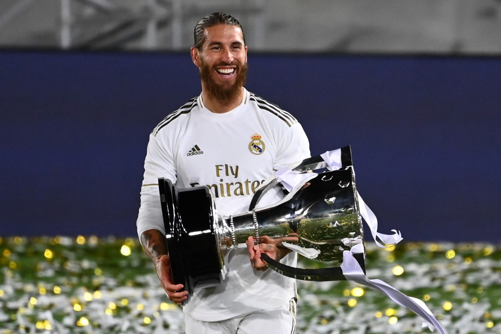 Sergio Ramos, décimo jugador del mundo con más seguidores en Instagram
