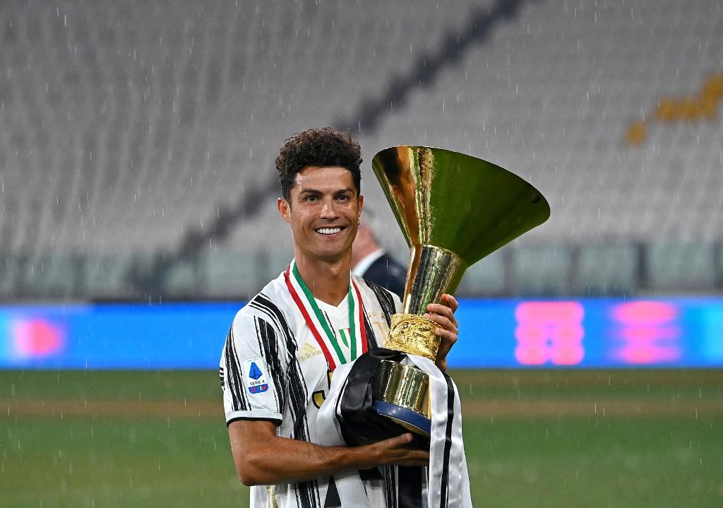 Cristiano Ronaldo, el futbolista con más seguidores en Instagram de todo el mundo