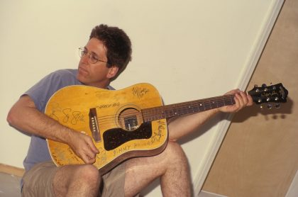 Muere Jack Sherman, exguitarrista de Red Hot Chili Peppers.