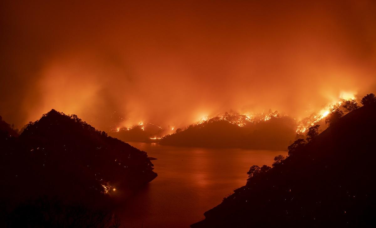 Los incendios forestales comenzaron el fin de semana pasado debido a una fuerte ola de calor y 72 horas de tormentas eléctricas, con más de 12.000 rayos.
