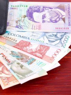 Uso del efectivo (billetes) en Colombia durante la pandemia.