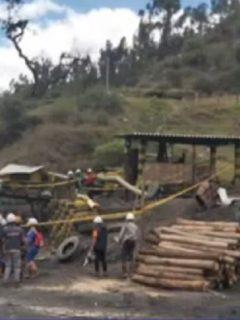 Explosión en mina en Socha, Boyacá