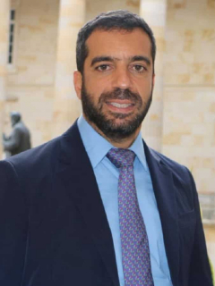 Arturo Char, presidente del Senado