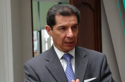 José Félix Lafaurie, que publicó una imagen falsa sobre jóvenes de Samaniego, Nariño