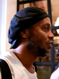 Ronaldinho estuvo 171 días detenido en Paraguay.