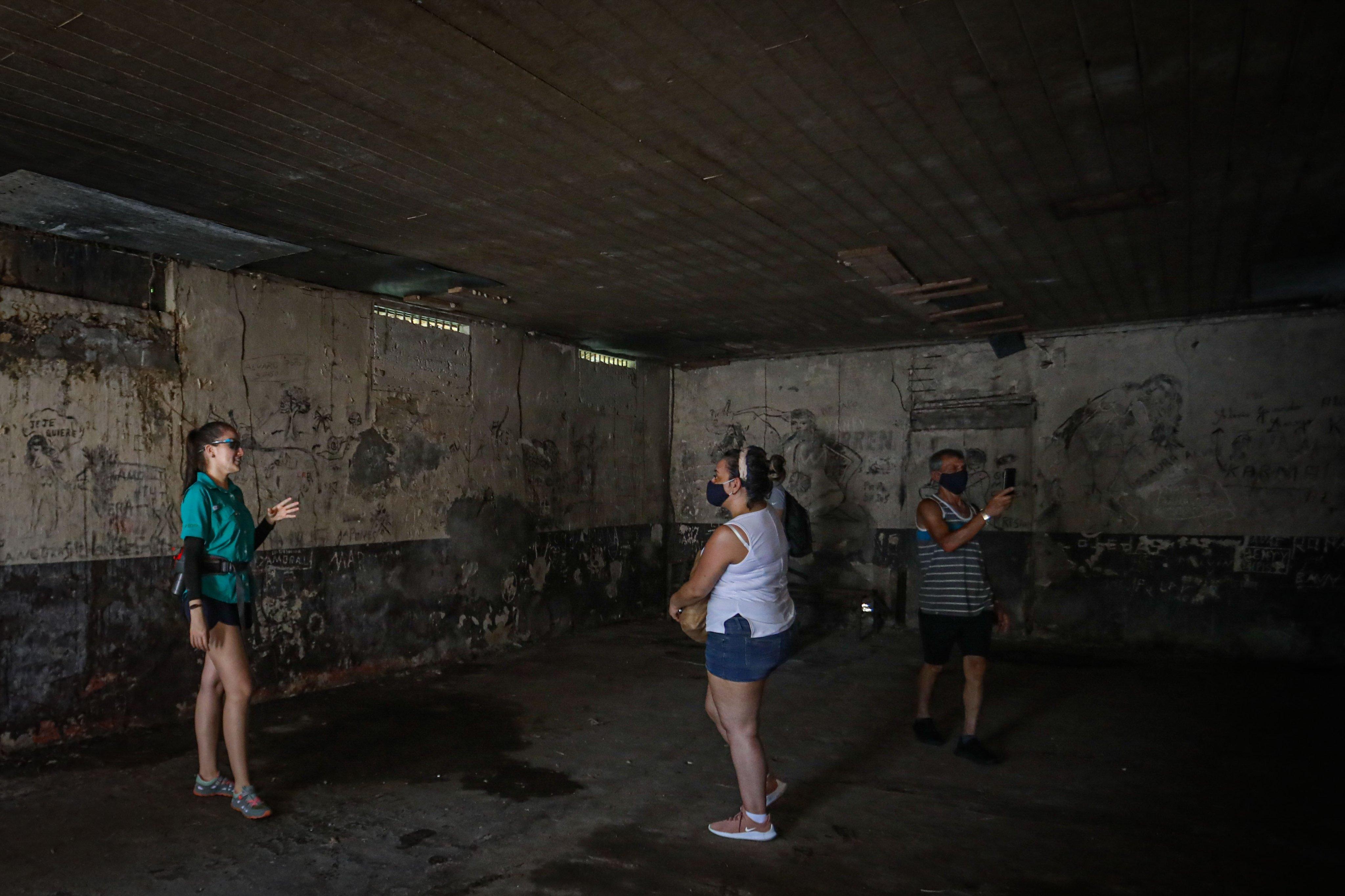 Prisión Isla San Lucas