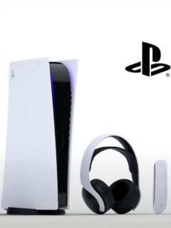 Imagen de PS5 y sus accesorios para ilustrar nota sobre el precio y la fecha de lanzamiento