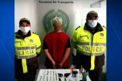 Venezolano capturado es señalado de un presunto asesinato en Palmira