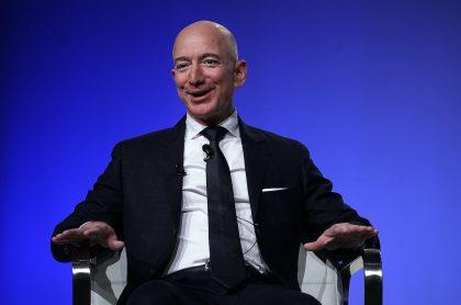 Foto de Jeff Bezos, cuya fortuna alcanzó los 200.000 millones de dólares
