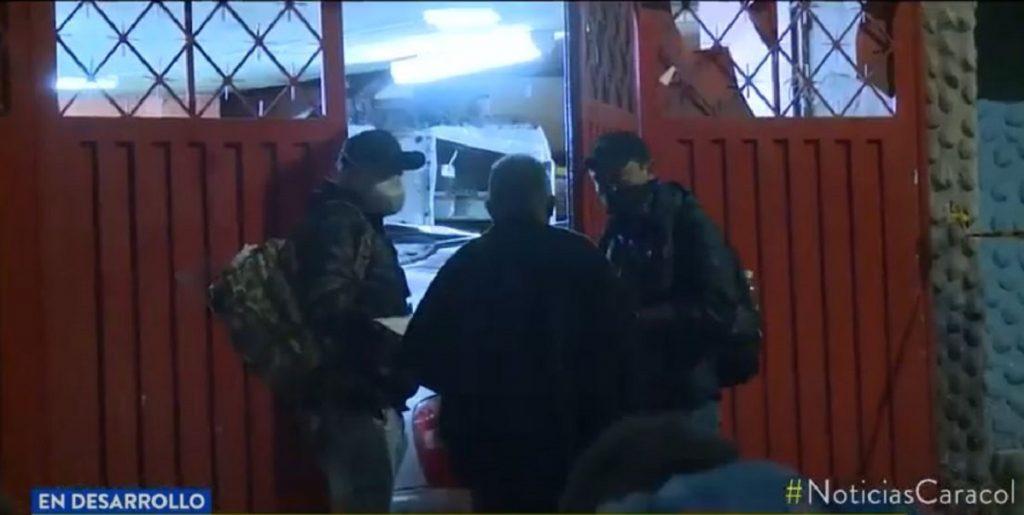 Captura de video Noticias Caracol
