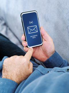 Foto ilustrativa sobre los SMS