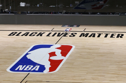 'Black Lives Matter', en la NBA