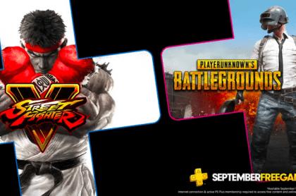 Videojuegos gratuitos de PlayStation Plus en septiembre