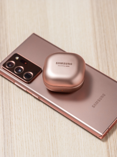 Samsung presentó serie Galaxy Note20 en Colombia