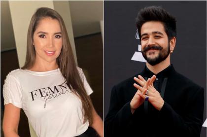 Paola Jara y Camilo, a propósito de 'Sentimiento' y 'Titanic', sus nuevas canciones