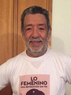 Alfonso Ortiz, quien confesó haber robado en su juventud para alimentar a su hija
