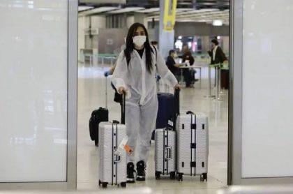 Imagen de referencia de aeropuerto para ilustrar cuáles son los 5 países a los que a los que se podría viajar desde Colombia en septiembre.