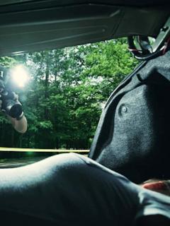 El cuerpo de la víctima fue encontrado en el baúl de un vehículo.