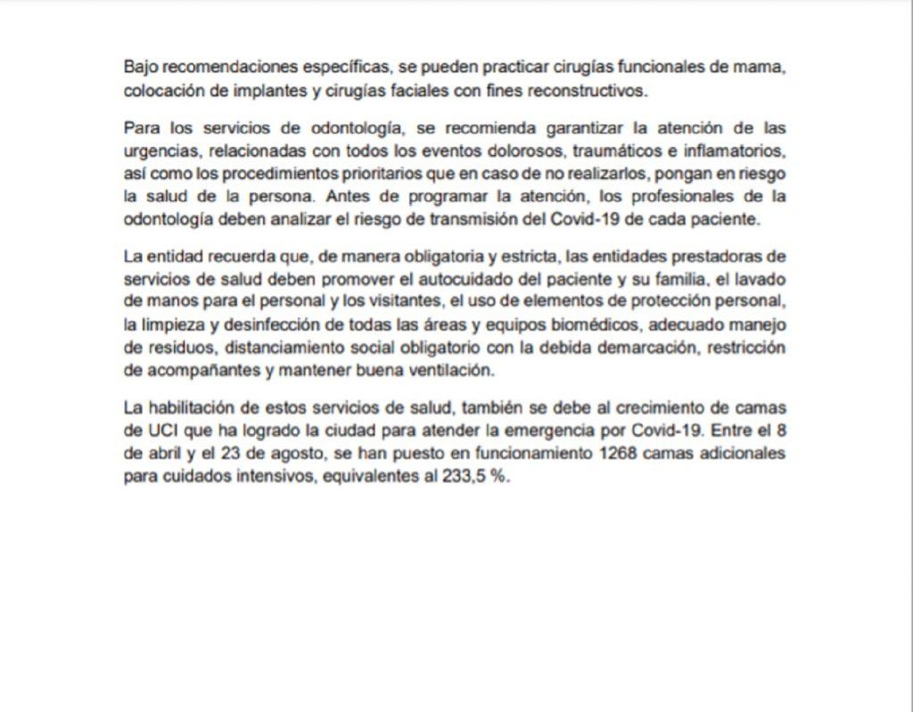 Secretaría de Salud de Bogotá