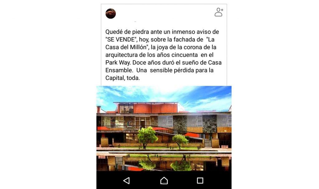 Jesús González / Facebook.