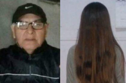 niña de 12 años fue acosado por Gregorio Evaristo Leiva, condenado por haber violado a su hija, en Tucumán, Argentina. (Fotomontaje Pulzo).