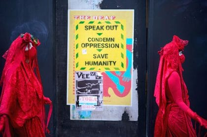 Libertad de expresión se ha afectado en épocas de coronavirus.