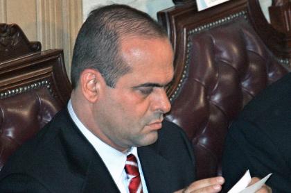 Salvatore Mancuso, que estaría cerca de ser expulsado desde Estados Unidos hacia Colombia.