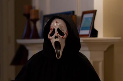 Imagen de la película 'Scream'.