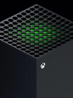 Foto de la Xbox Series X para ilustrar nota sobre nuevos detalles filtrados de la Xbox Series S
