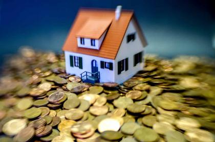 Imagen de una vivienda que ilustra el pago del impuesto predial para este 2020