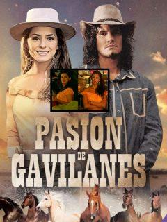 Danna García y Mario Cimarro. Datos curiosos sobre la novela 'Pasión de gavilanes'