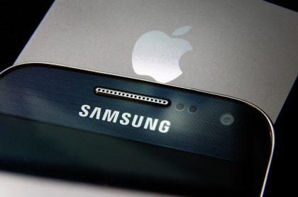 Móviles Samsung y Apple, unos de los mejores celulares de 2020