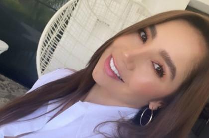 Paola Jara, cantante popular que recientemente justificó su participación en fiesta en cuarentena.