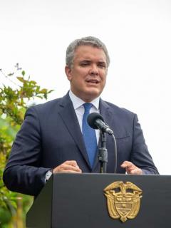 Duque: Colombia se convertirá en Silicon Valley de América Latina.
