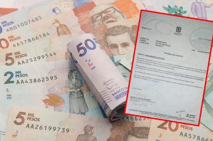 Delincuentes utilizan falsos documentos para cometer estafas usando el impuesto predial. (Fotomontaje de Pulzo)