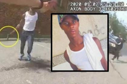 Video de asesinato de joven negro en Estados Unidos