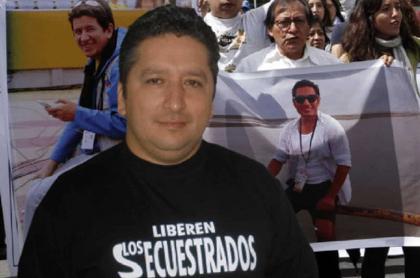 Herbin Hoyos, denunciado por Fecode por decir que reclutaban menores para las Farc.