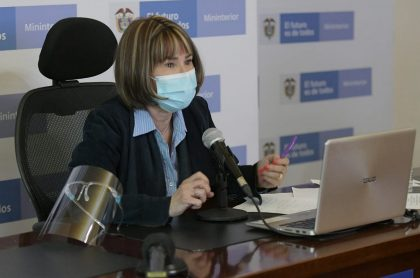 La ministra de Interior, Alicia Arango, renunció a su cargo para ejercer como embajadora de Colombia ante la ONU en Ginebra, Suiza.