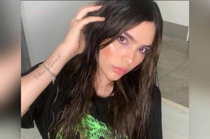 Juana Valentina, hermana de James Rodríguez, quien habló de su anorexia
