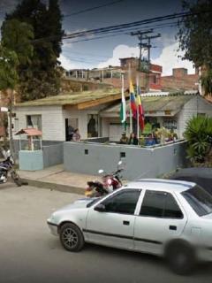 CAI San Mateo, en Soacha, donde este 4 de septiembre sucedió un motín.