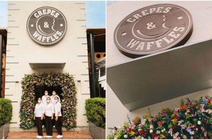 Crepes reabrió sus restaurantes. (Fotomontaje de Pulzo)