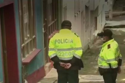 En Tunja fueron encontrados los cuerpos sin vida de dos menores de edad acostados en sus camas, sus padres y su abuela, una adulta mayor de 72 años.