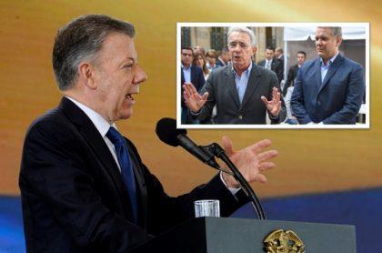 El expresidente reveló los puntos que se sentaría a hablar con Duque y Uribe, entre ellos. la reforma tributaria.