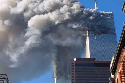 Las Torres Gemelas fueron derribadas el 11 de septiembre de 2001.
